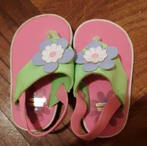 Babygirl size 3 sandals